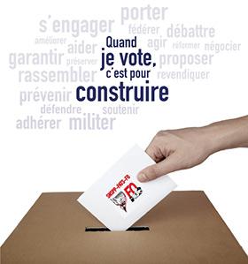Votez et faites votez snspp-pats-fo