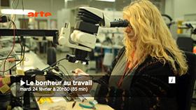 Documentaire Arte : Le bonheur au travail - SQVS
