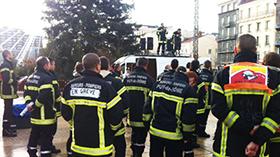 Mouvement de grêve dans le Puy-de-Dôme