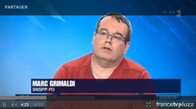 Interventions payantes : revivez l'interview de Marc Grimaldi sur France 3